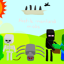 Minecraft Mainland Mobs by LFL