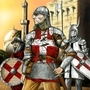 Crusaders by Lowgan