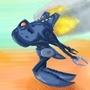 Robo Flight by kalabor106