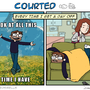 Courted, #5 by KupaMan