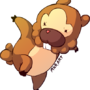 Bidoof I choose you by mnrART