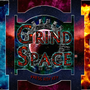 Title Screen for Grindspace by Irbis