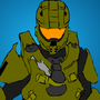 Master Chief (Halo 4) by PebbleStudios
