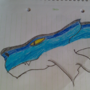 The Blue Sky Dragon by AdairSeta