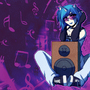 VinylScratch Wallpaper by DawnieMewMew