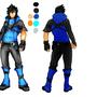 Character Design - Seki by SekiKanji