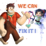 Wreck-It Ralph by ZeTrystan