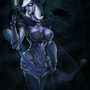 Dota 2 - Drow Ranger by Jazza