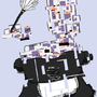 The Lusty Missingno Maid by BluDragoon