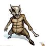 Marowak (cubone?) by ConnyNordlund