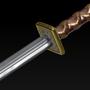 Eastern Sword by Silvertwilight