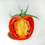 painted tomato by NFarhat