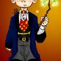 Ron Weasley by jamusdu