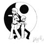 Yin Brother Yang Sister by LittleMissCaroth