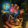 Digi Art Throwdown - Teemo by Cryptid-Creations