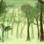 Tropical Forest by Akle