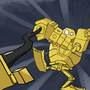 Blitzcrank by Driftingwood