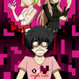 Tetris Hell by IDCZazie