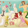 Beach Day by LovelyKouga