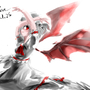 Touhou Project-Remilia Scarlet by KiloCrescent