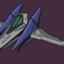 Arwing by ColonelMagus