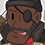 TF2 Demoman Cartoon by PabloFiorentino