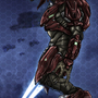 Halo 4 Sangheili Officer by Halochief89