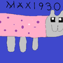 nyan cat by maxi9305 by maximiiliano