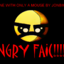 Angry Faic W/Out A Pen by jonbimk21