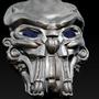 Predator's mask by Silvertwilight