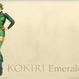 Kokiri Emeralds by unttin7