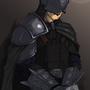 Medieval Batman by Yewot