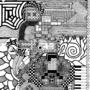 Fall 2012 Binder Cover by DBuck-Eye