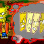 Angry bart by CHEAPTOONS