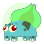 Bulbasaur by Gerkinman