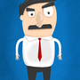 Business Fella by Brown-Pants
