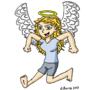 Angel Girl by PsychoZoid