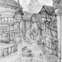 Prishur's popular neighborhood by GabrieleB