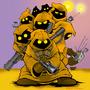 Jawa attack squad by jamusdu