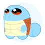Squirtle by Gerkinman