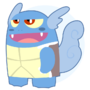 Wartortle by Gerkinman