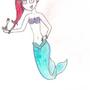 Ariel (Hipster) by BloodyTears22