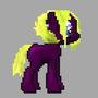 Pixel Pony by stratkat