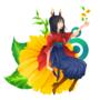 Natsuki of Summer Wars by aznassassins