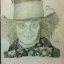 Mad Hatter Portrait by ZaccheusEcho