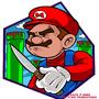 Mario by jamusdu
