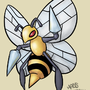 Beedrill by Mabelma