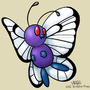 Butterfree by Mabelma