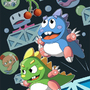 Bubble Bobble old school by 5439cct