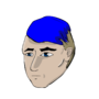 Head 1 by SinSpade